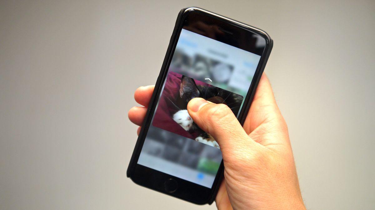 Как в айфоне 6s сделать скриншот