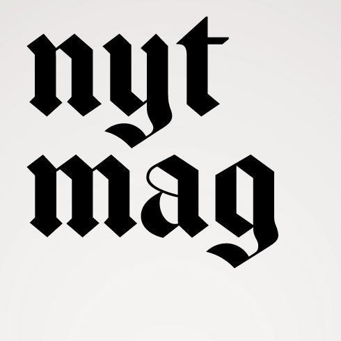 New York Times social logo