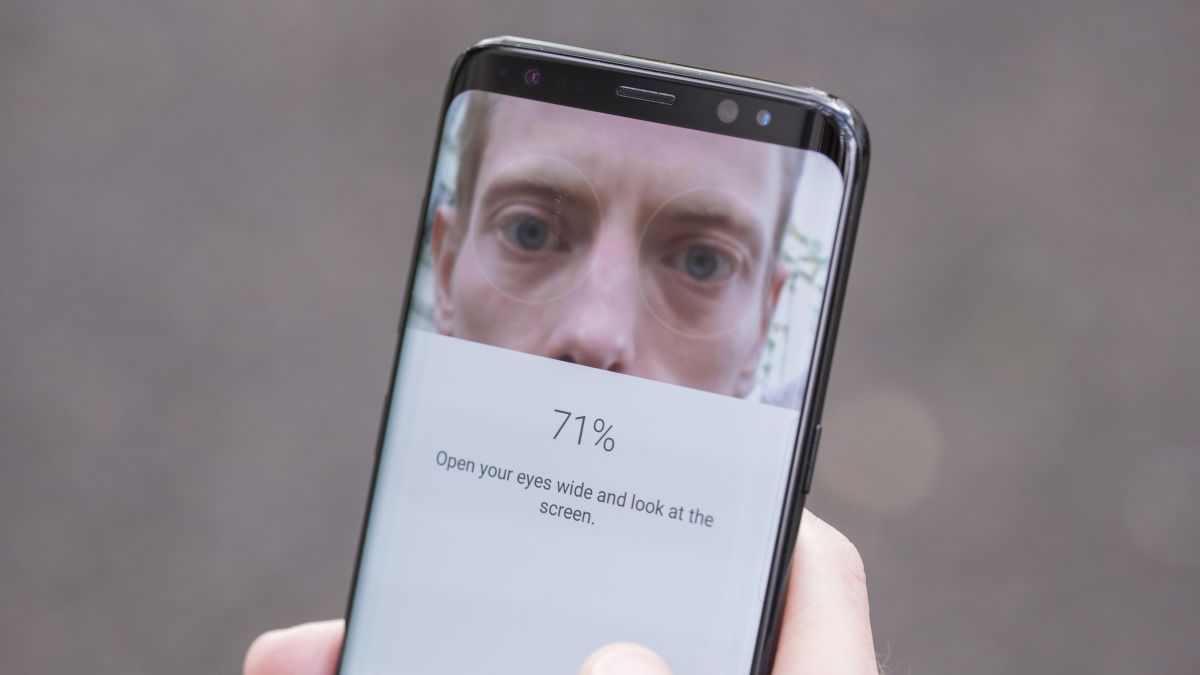 Yes, Samsung Galaxy S8's iris scanner can be hacked – here's how