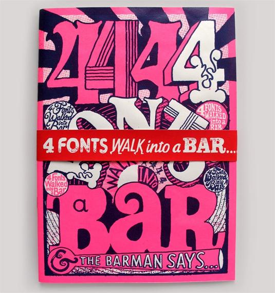 typography joke project