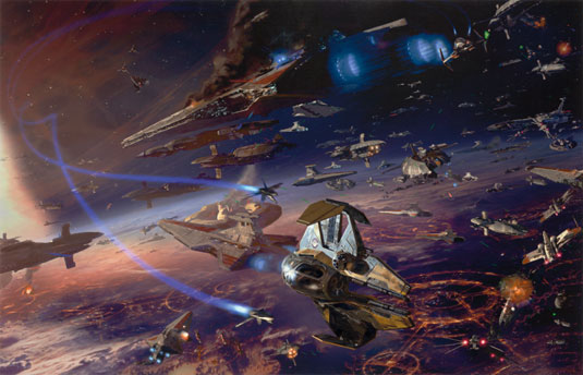dave seeley battle of coruscant