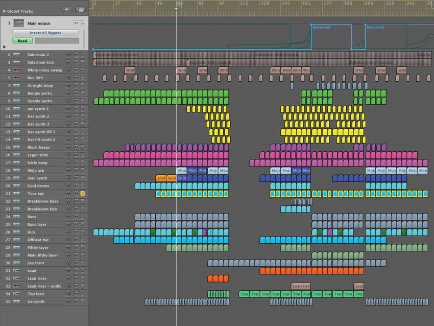 14 ways to improve your house tracks musicradar for Tech house tracks