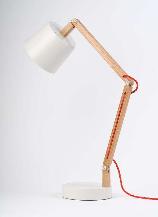 Workroom Design - 'Angle' Table Lamp 2.0