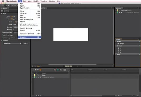 HTML animated logo design 11