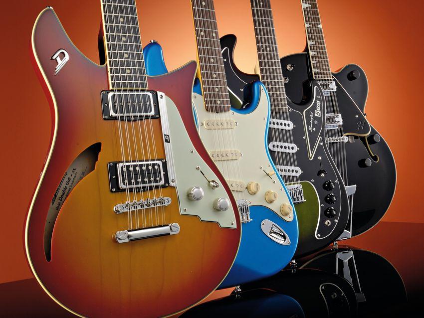 round up 4 affordable 12 string electric guitars musicradar. Black Bedroom Furniture Sets. Home Design Ideas