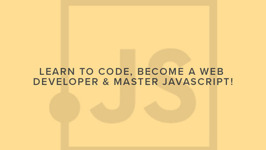 Master JavaScript with this complete coding bundle