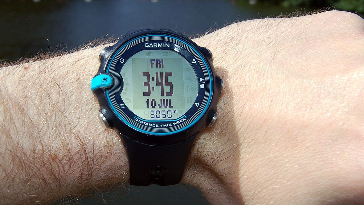 Garmin swim review software other features and verdict techradar for Garmin swim pool swimming watch