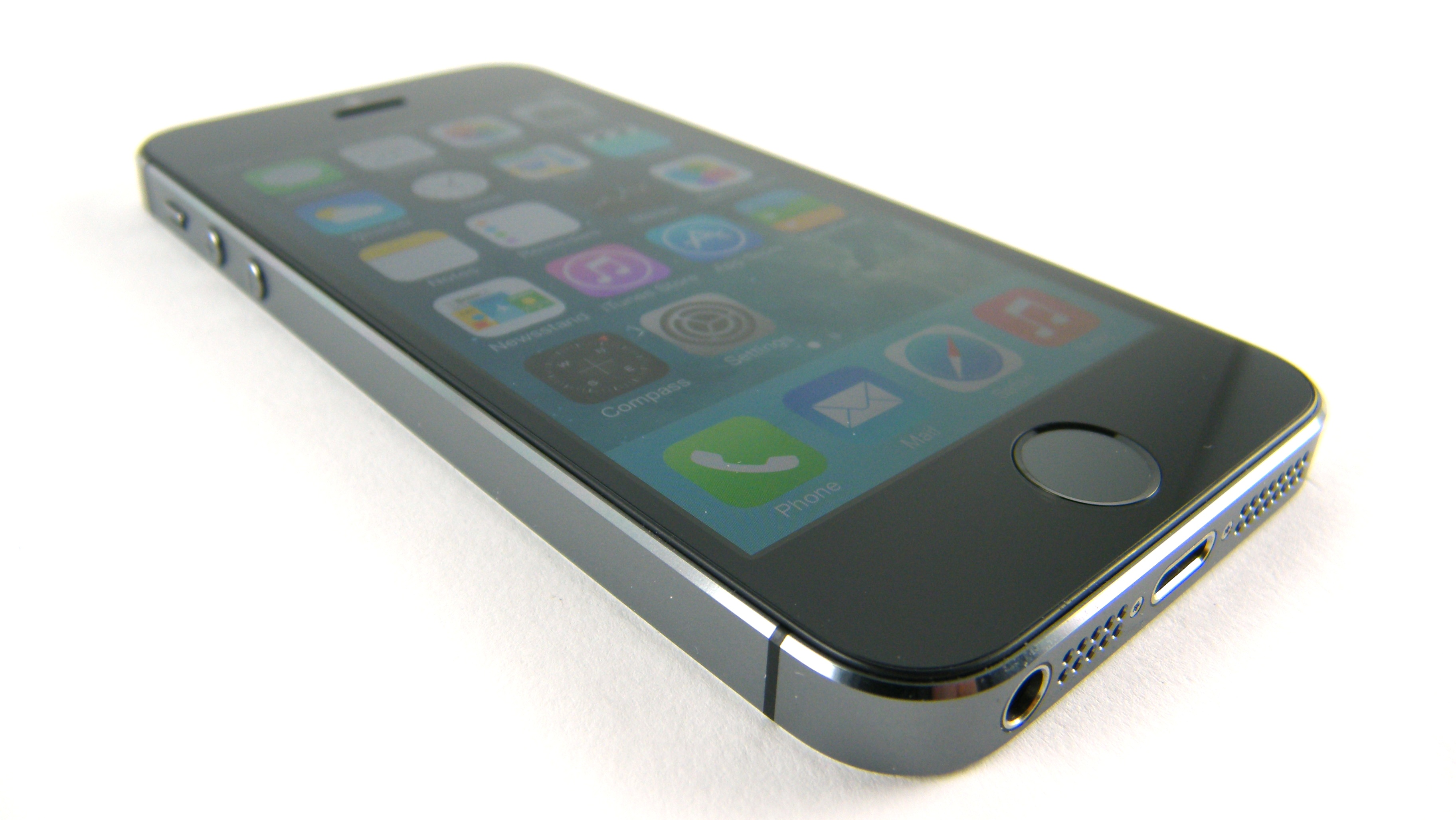 iPhones 5S review