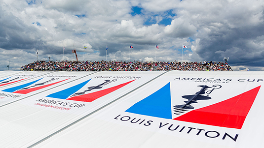 Brand Impact Awards - Louis Vuitton America's Cup 2016, by GBH