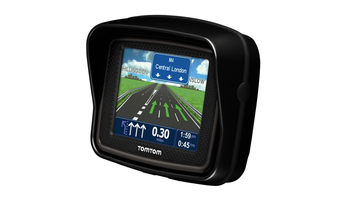 tomtom urban rider review techradar. Black Bedroom Furniture Sets. Home Design Ideas