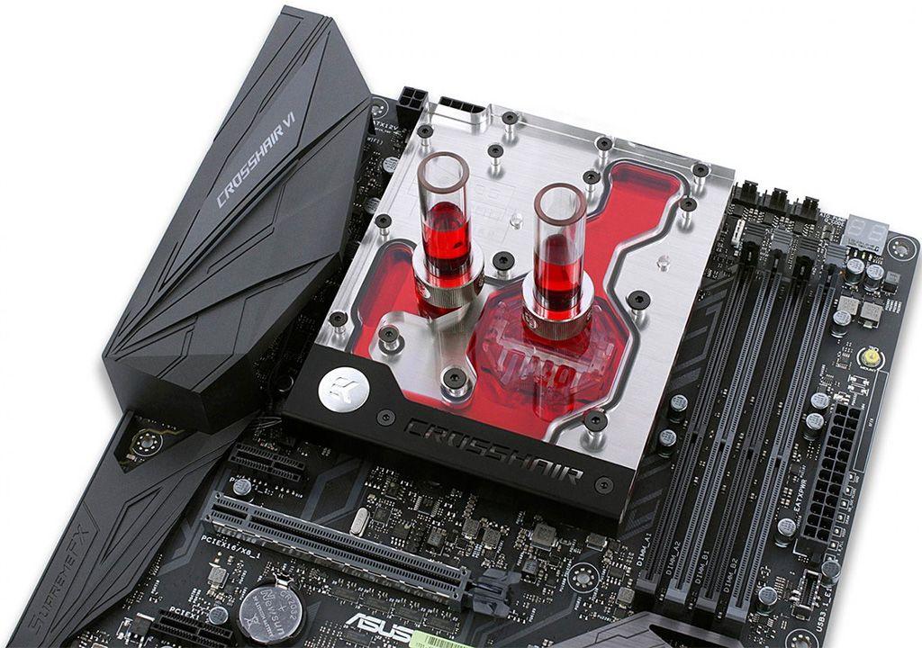 EK is taking pre-orders for its first AMD Ryzen water block