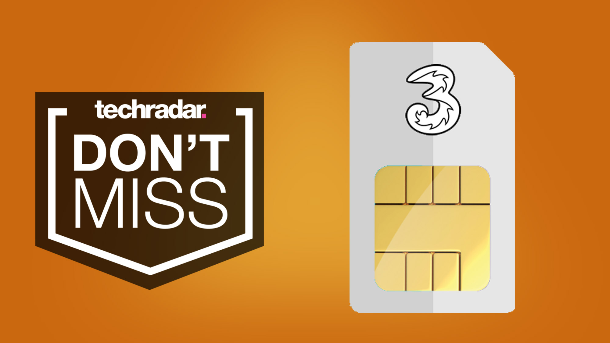 Three's £18/pm SIM only deal is the one unlimited data offer you need this Christmas