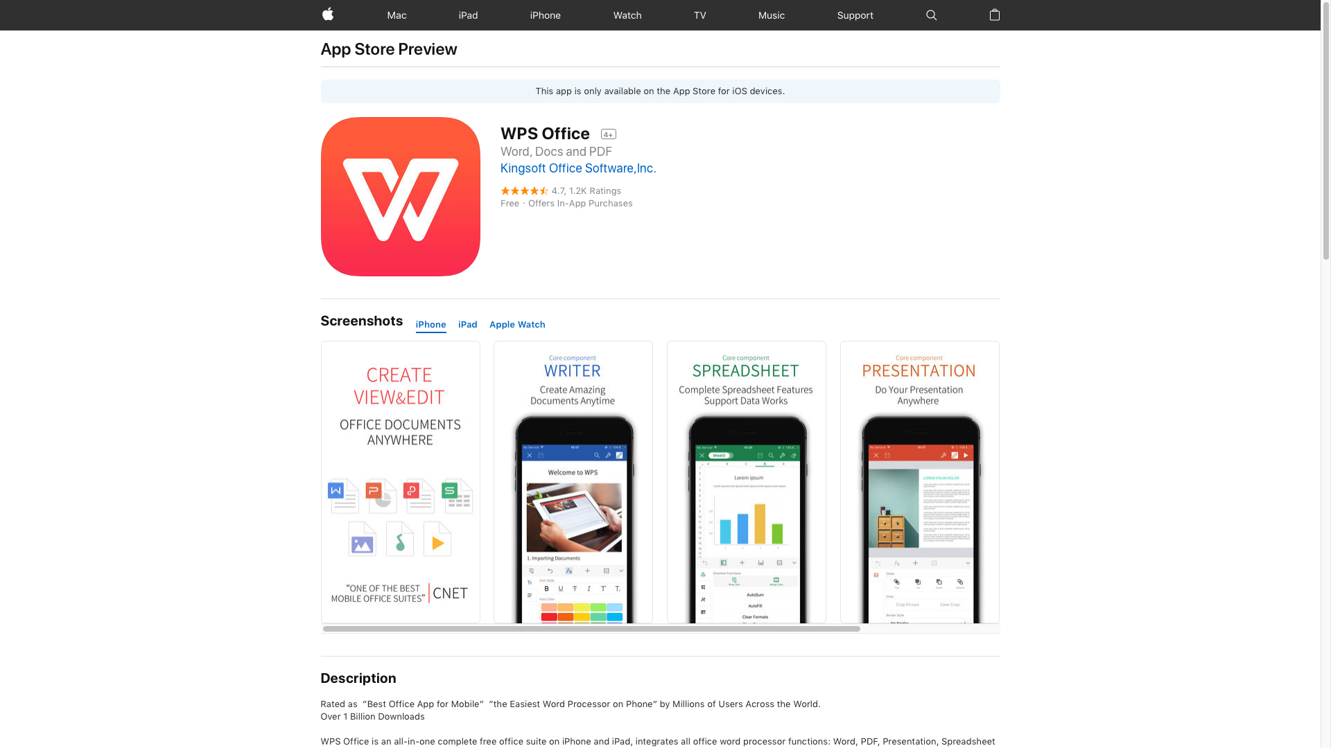 Best iOS office apps for your iPhone or iPad - Tech News Log