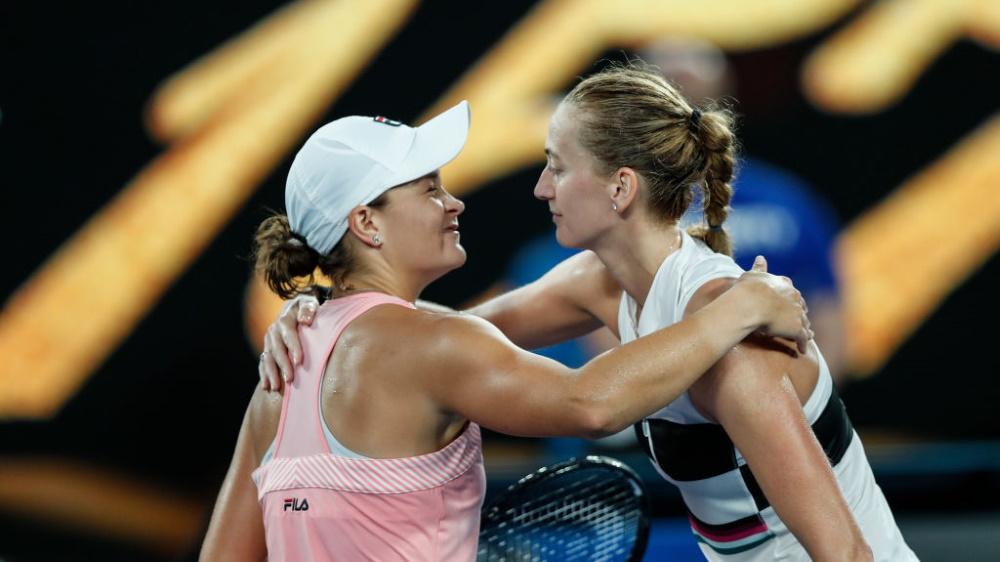 Ashleigh Barty vs Petra Kvitova live stream: how to watch Australian Open quarter-final tennis online from anywhere