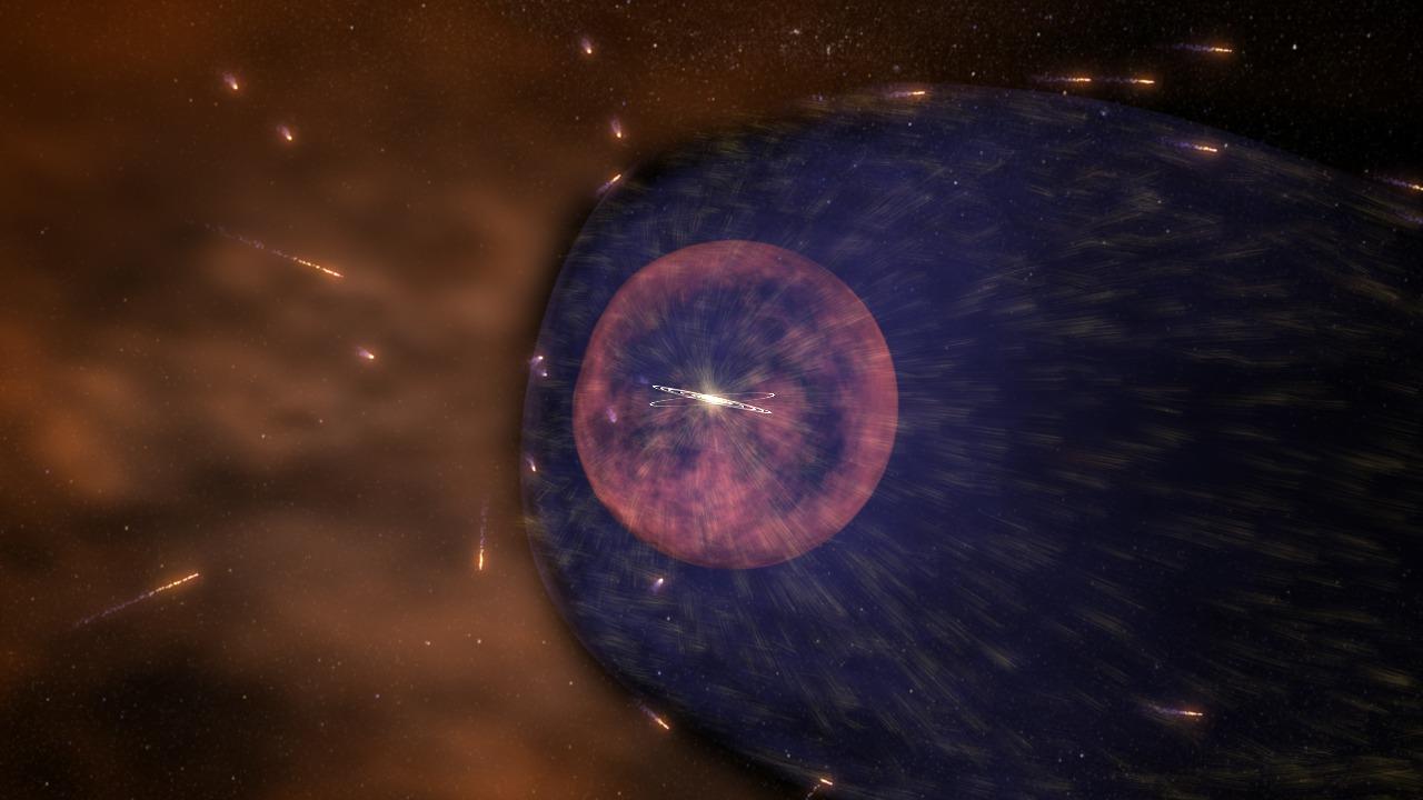 Small NASA rocket will study boundary of interstellar space