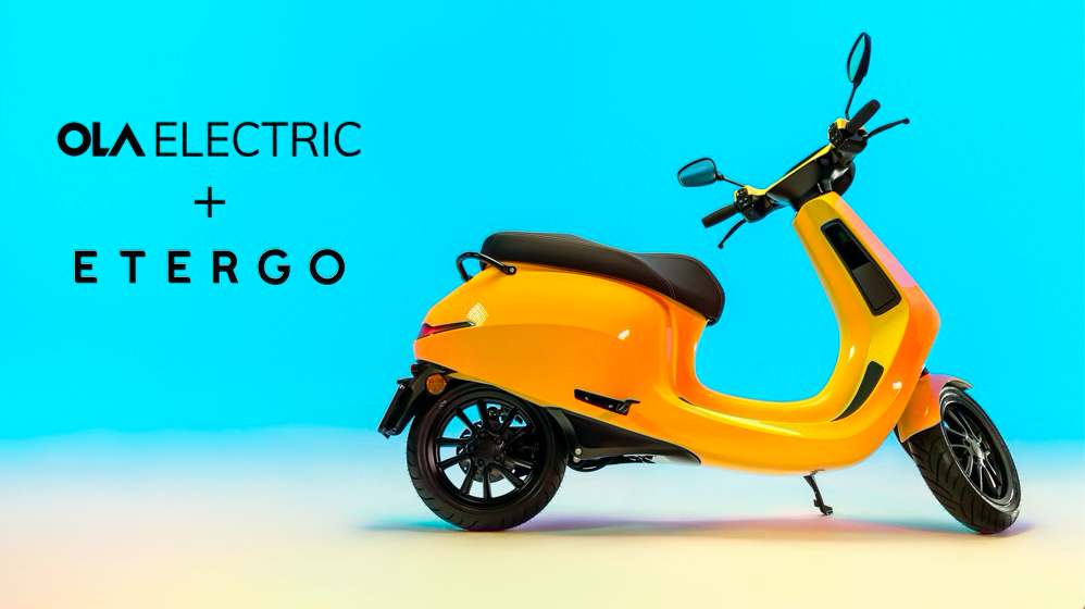Ola Electric acquires Etergo; will launch scooter in 2021