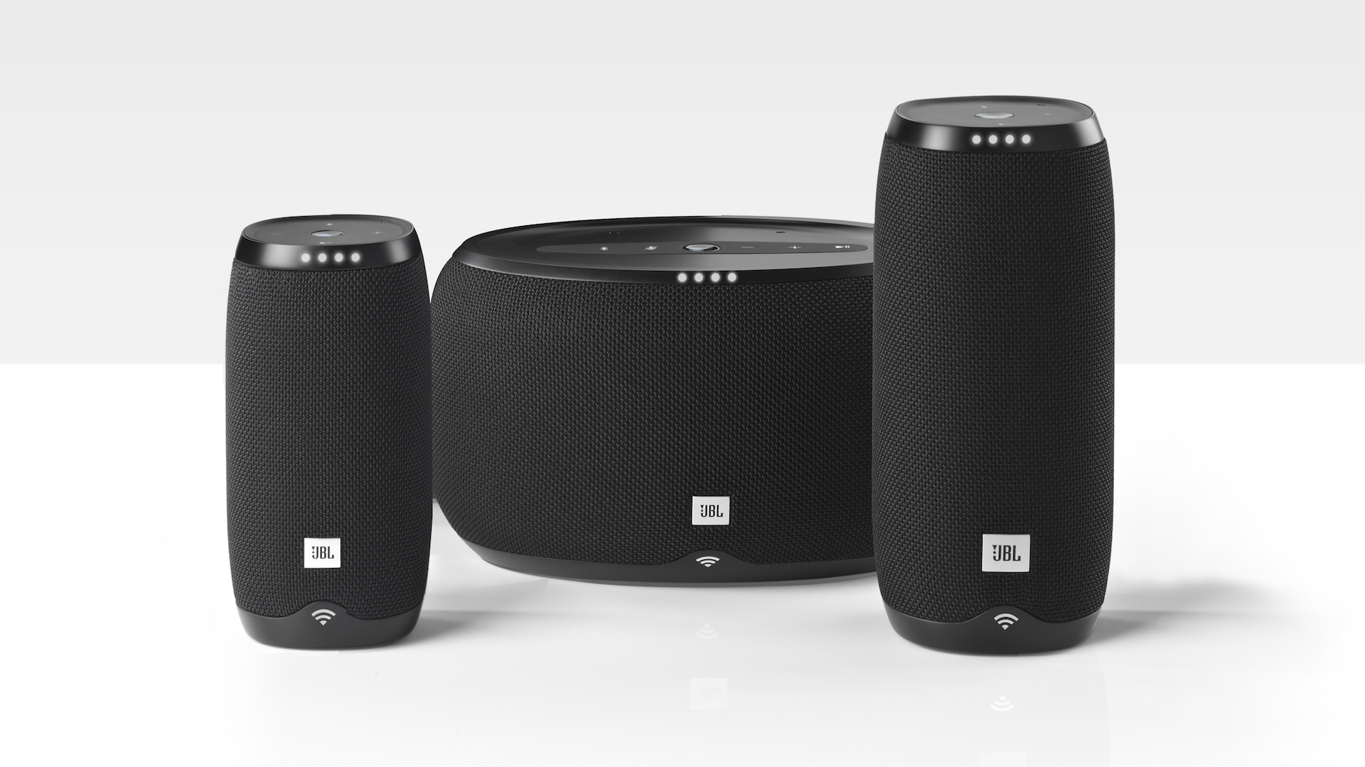 JBL Link 300 pops Google Assistant into multi-room speaker set