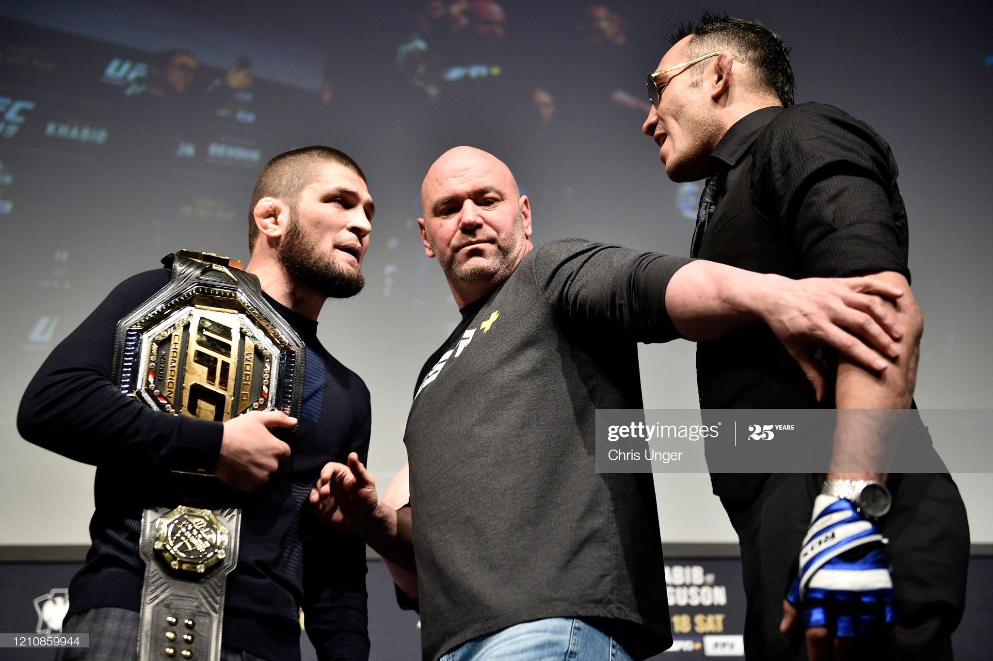 UFC 249 live stream: how to watch Khabib vs Tony Ferguson online anywhere