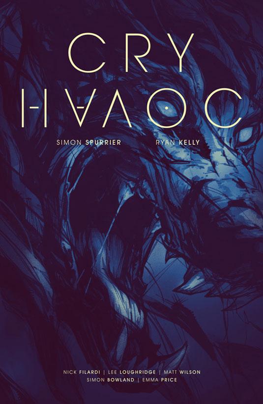 Cry havoc comic