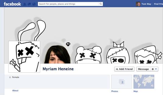 Create a Facebook banner
