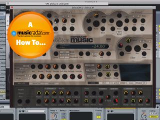 ZebraCM is the synth that sits at the heart of our bass sound