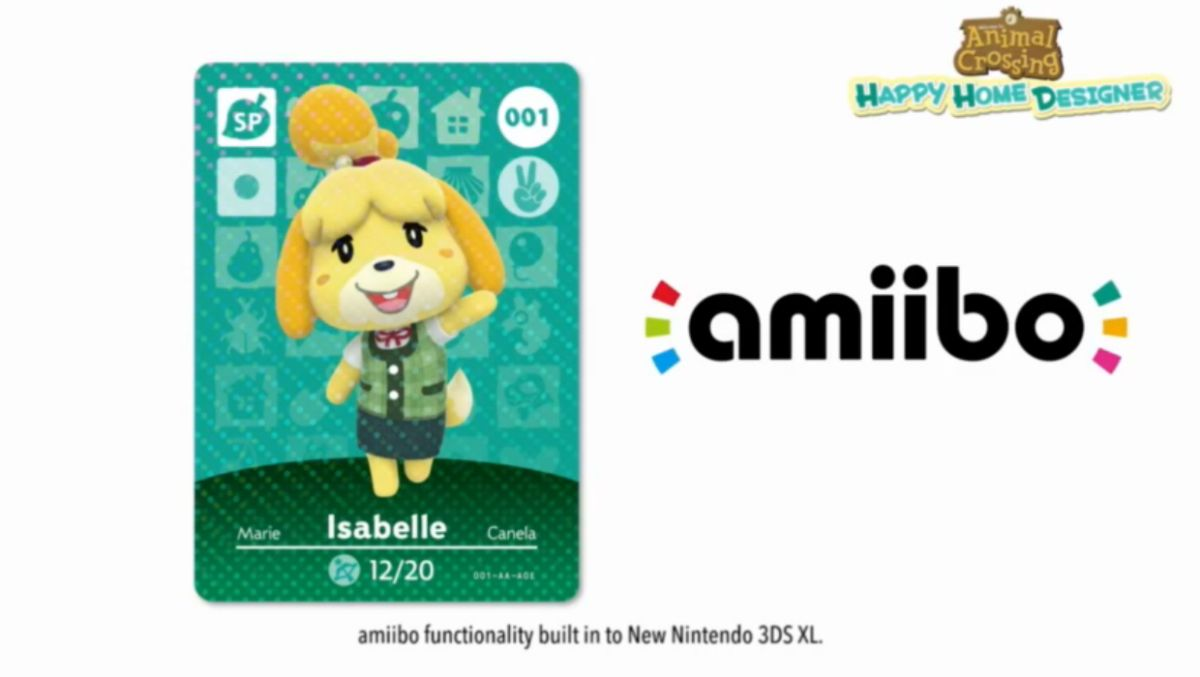 Animal crossing happy home designer comes to 3ds this - Happy home designer amiibo figures ...