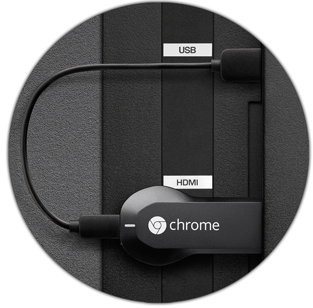 chromecast power cable