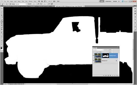 Photoshop mistakes: making permanent adjustments