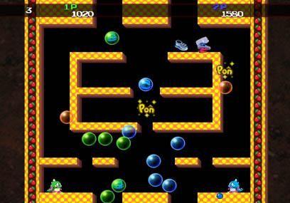 double bubble game nintendo yg