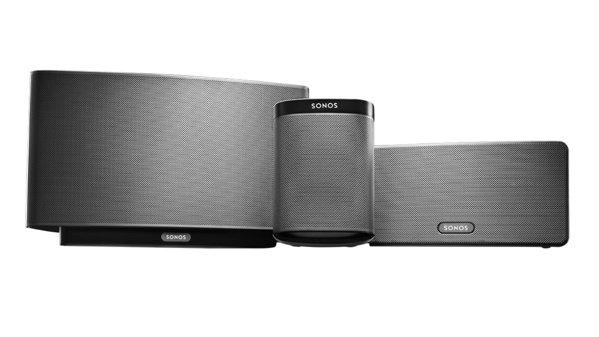 sonos play 1 review techradar. Black Bedroom Furniture Sets. Home Design Ideas