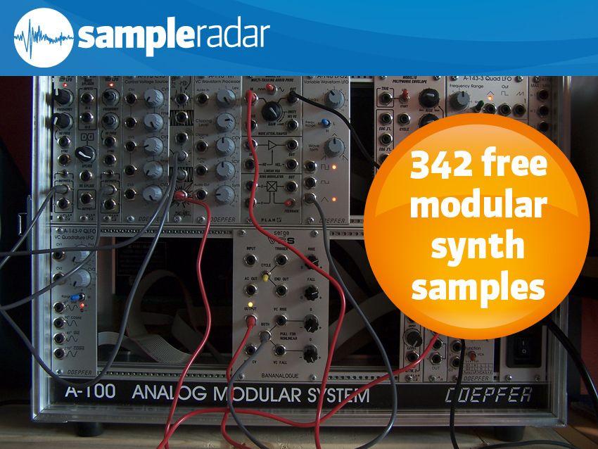 sampleradar 250 free modular synth samples musicradar. Black Bedroom Furniture Sets. Home Design Ideas