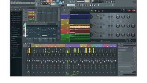 fl studio 11  full version