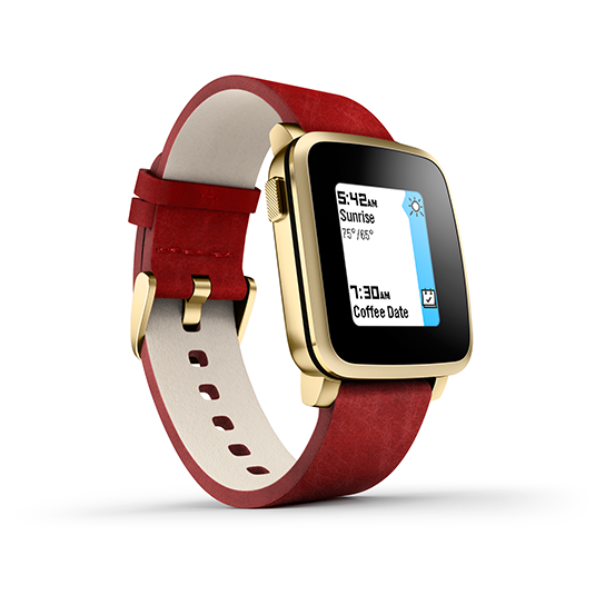 Review: Pebble Time Steel