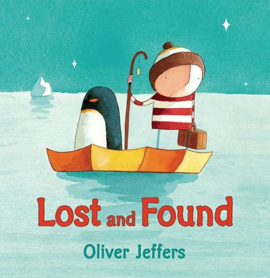 Oliver Jeffers, Lost and Found