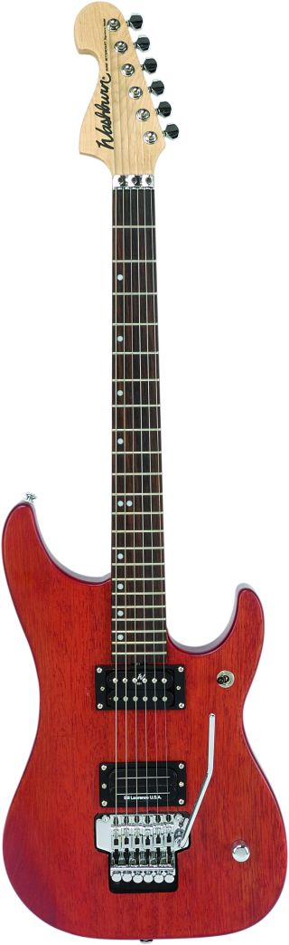 Dating a washburn guitar