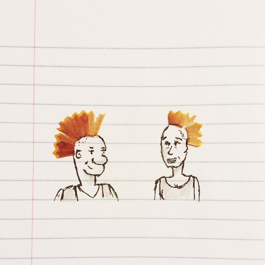 Kristián Mensa illustrations