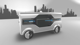 Ford S City Of Tomorrow Features Autonomous Drone Delivery