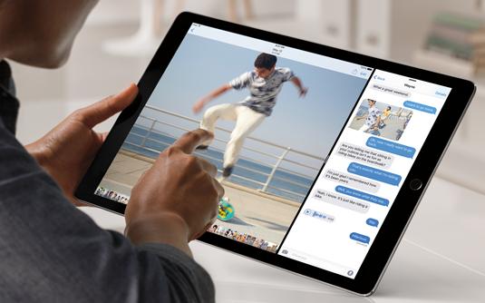iPad Pro and Pencil