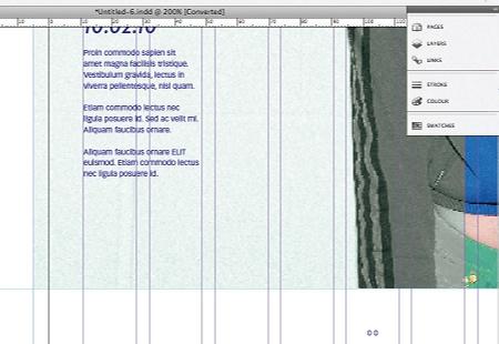 Design a brochure: step 11