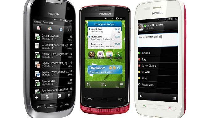 vgba symbian mobile phone
