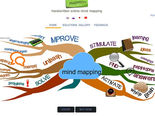 Mind mapping tool 7