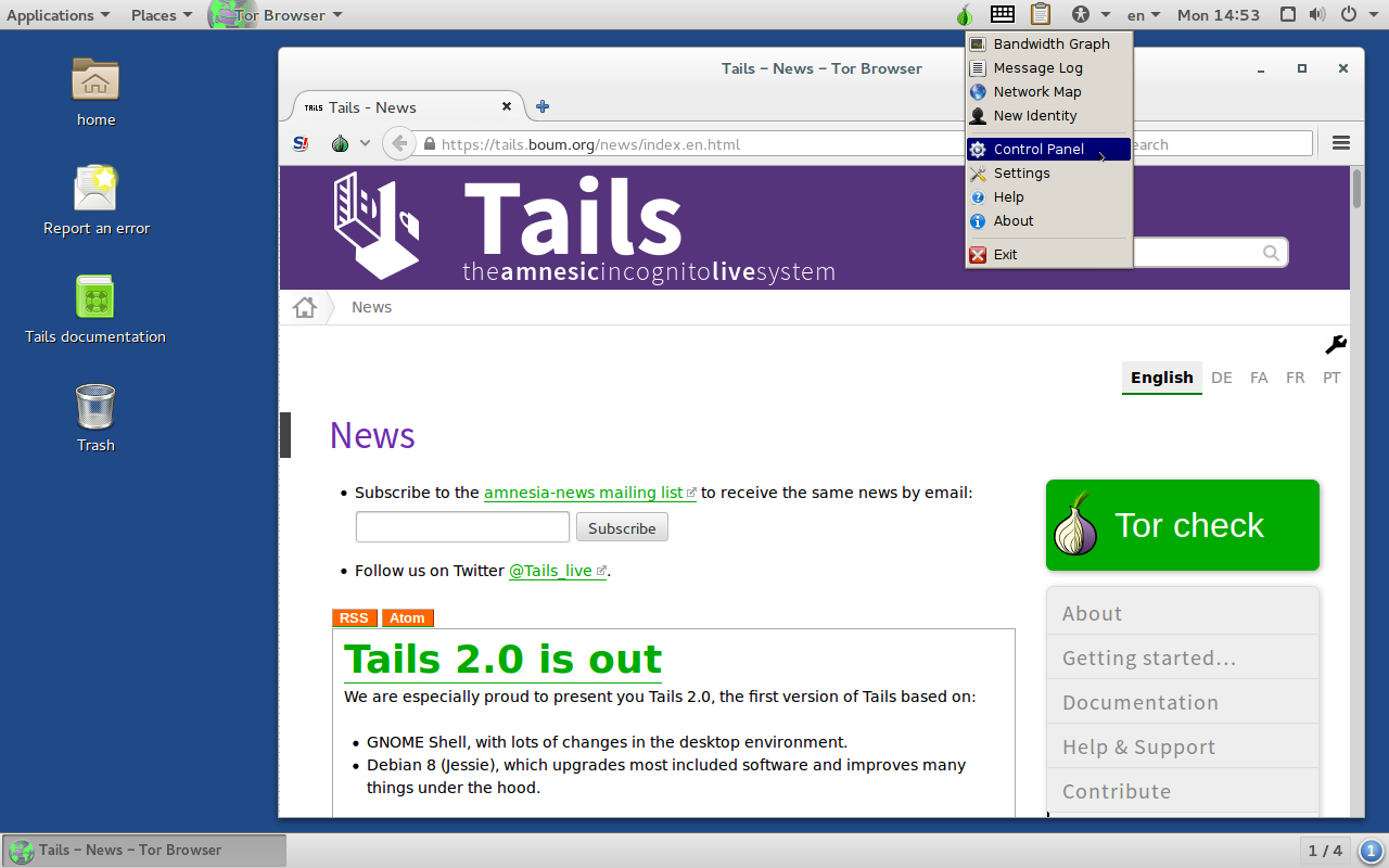 distroprivacy-tails