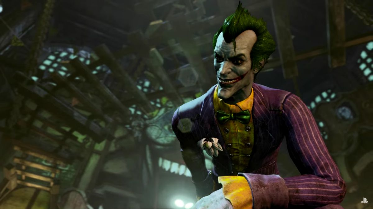 New Ps4 Games Coming Soon : Return to arkham remasters batman for ps and xbox one