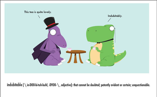 Thesaurus doodles