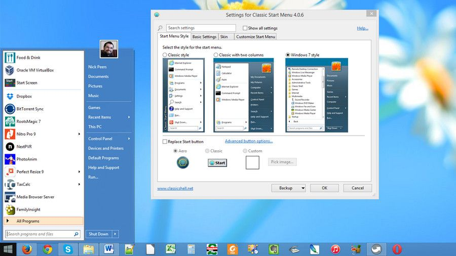 8 great tools to improve windows 8 and windows 8 1 techradar for Windows 8 bureaublad