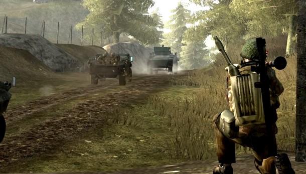 Скачать Мод Project Reality Для Battlefield 2 - фото 7