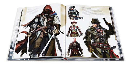 assassins creed spread