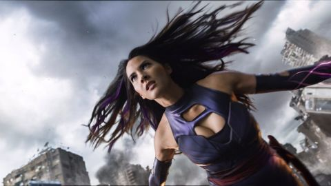 Olivia Munn Was Excited to Play Psylocke as a Villain