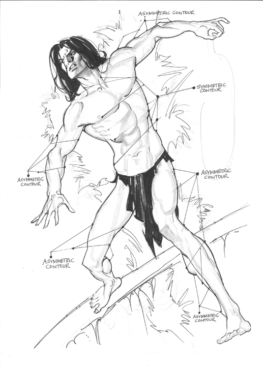 10 steps to improve your figure drawing