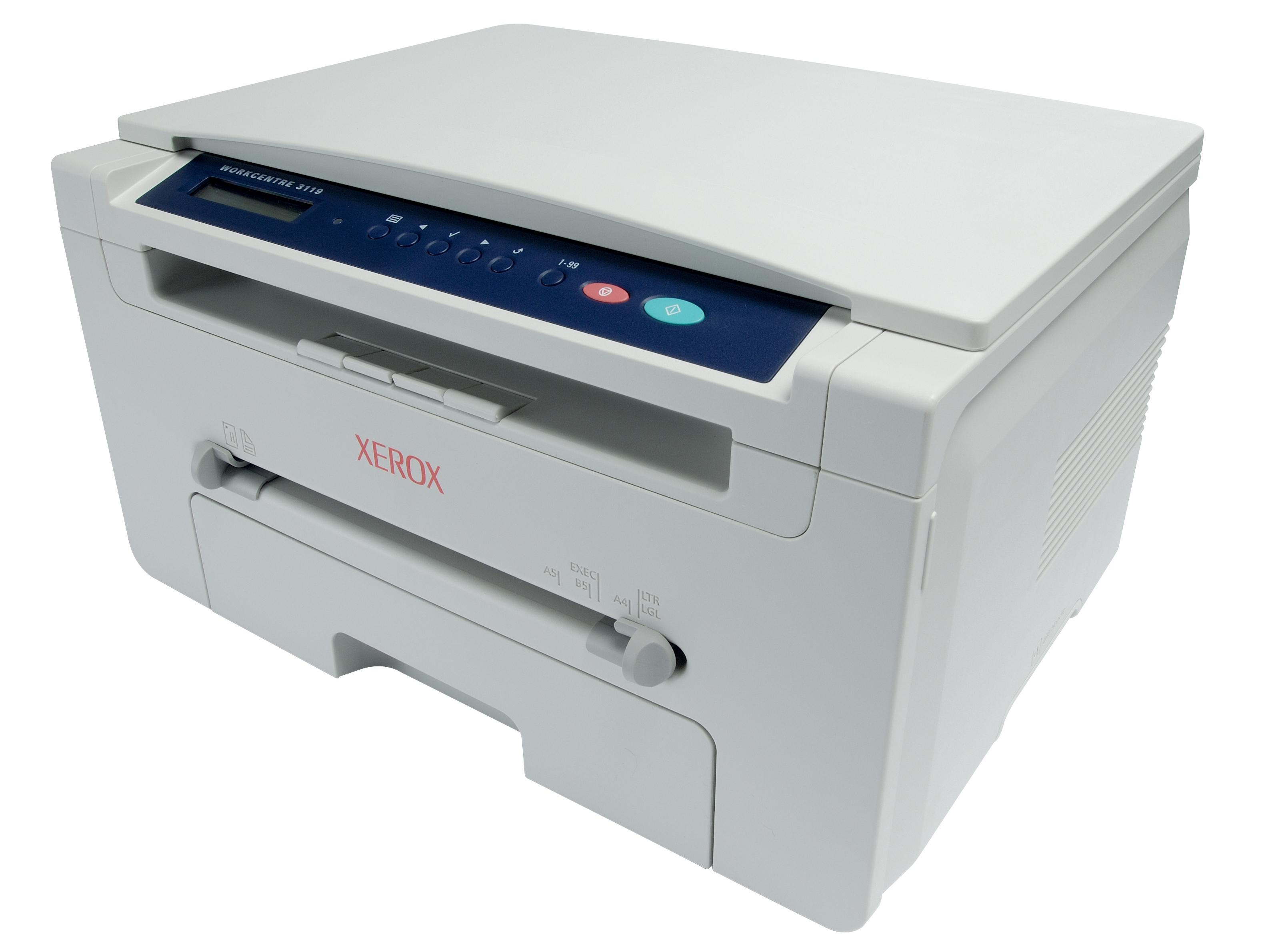 Xerox workcentre 3119 скачать драйвер бесплатно
